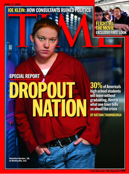 Dropout Nation Time Magazine