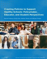 Creating Policies to Support Healthy School